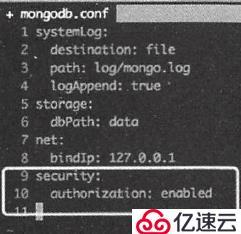mongodb安全和优化
