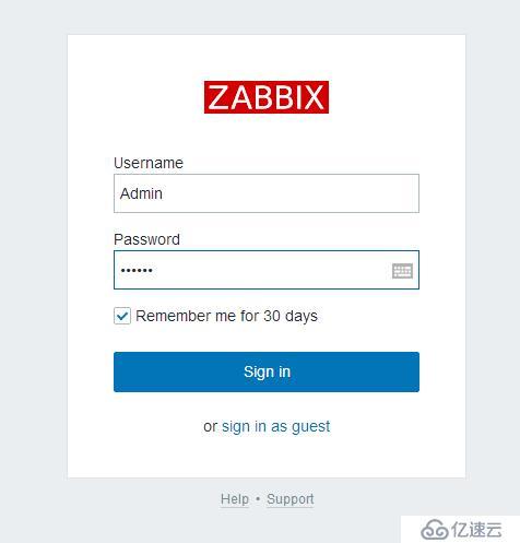 centos7手把手教你搭建zabbix监控