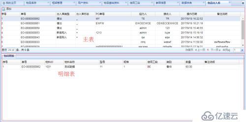 使用dwz框架配合MVC使用