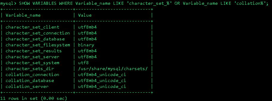 mysql/Java服务端对emoji支持与问题的示例分析