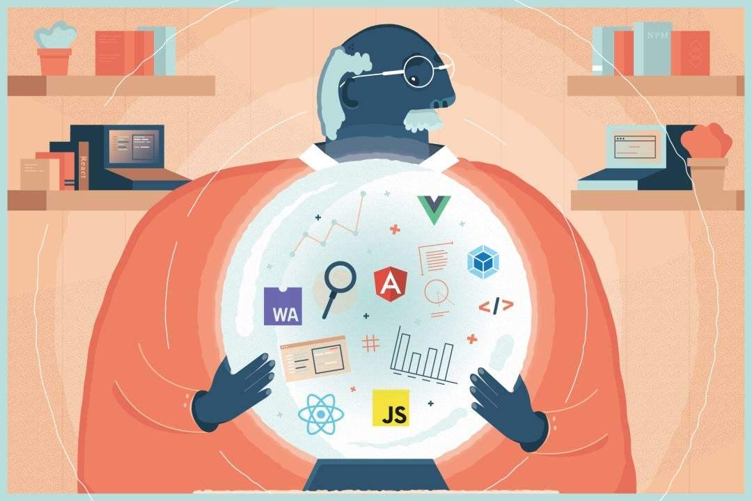 为什么IT入门推荐首选HTML5大前端?Web前端工程师到底好在哪?
