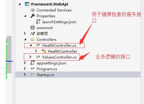 在Windows下使用AspNetCore Api 和consul的示例