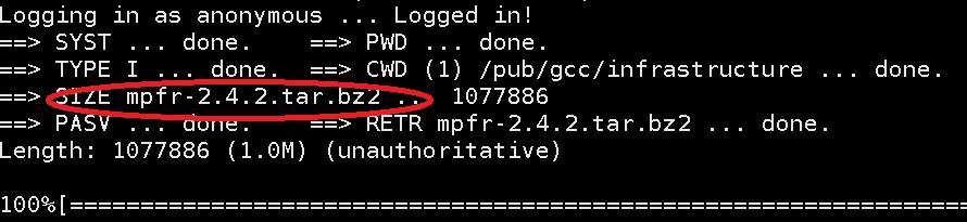 CentOS6.8下如何编译安装GCC