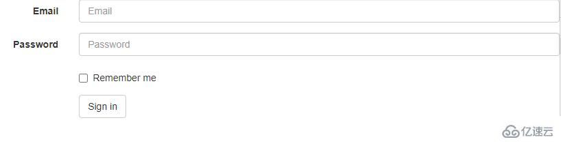 Bootstrap中的表单是什么