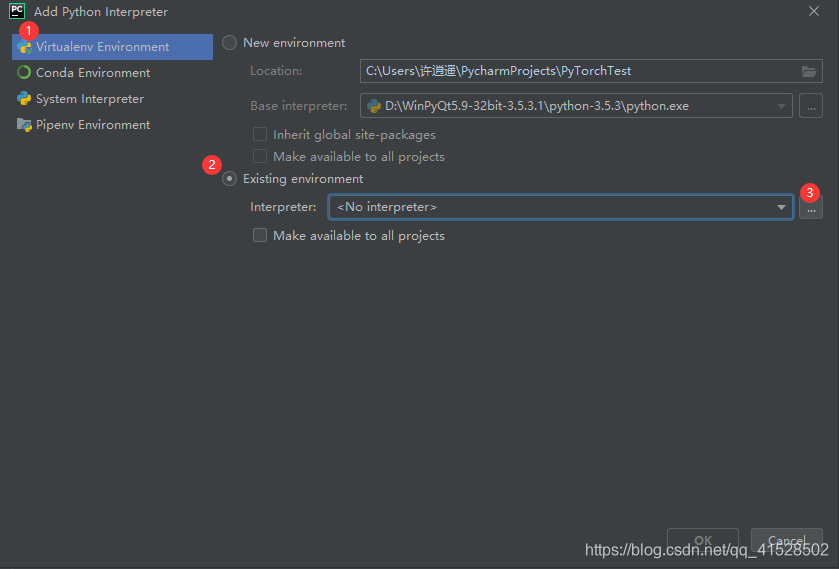 Win10操作系统中PyTorch虚拟环境配置和PyCharm配置的示例分析
